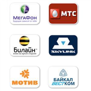 Операторы сотовой связи Ряжска